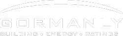 Gormanly Building Energy Rating Logo